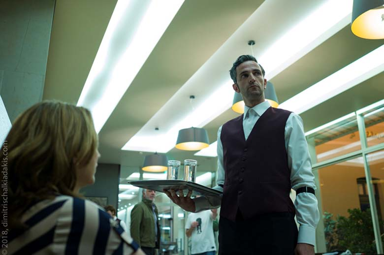 The Waiter (2018) - Aris Servetalis