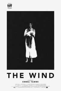 The Wind (2018) Poster