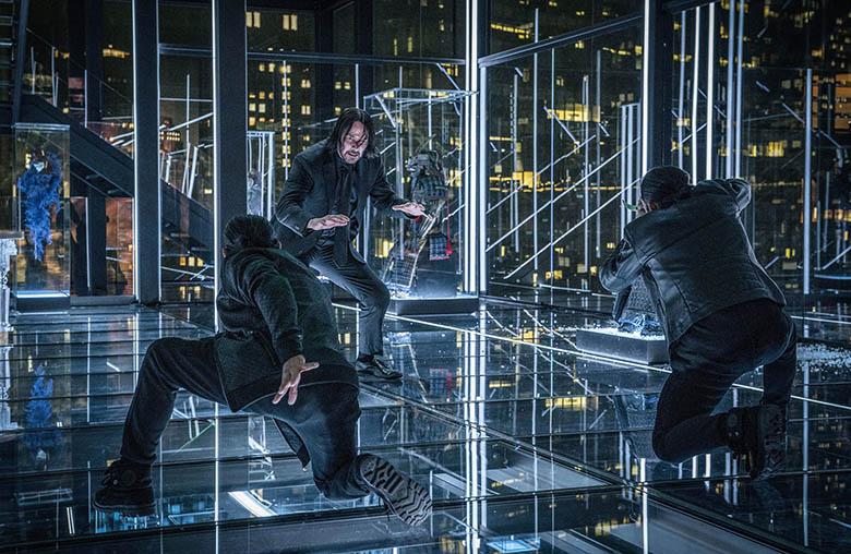 John Wick Chapter 3 - Parabellum (2019) - Keanu Reeves