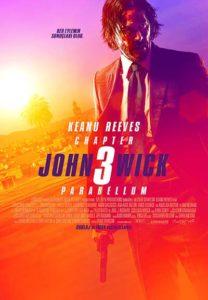 John Wick Chapter 3 - Parabellum (2019) Afiş