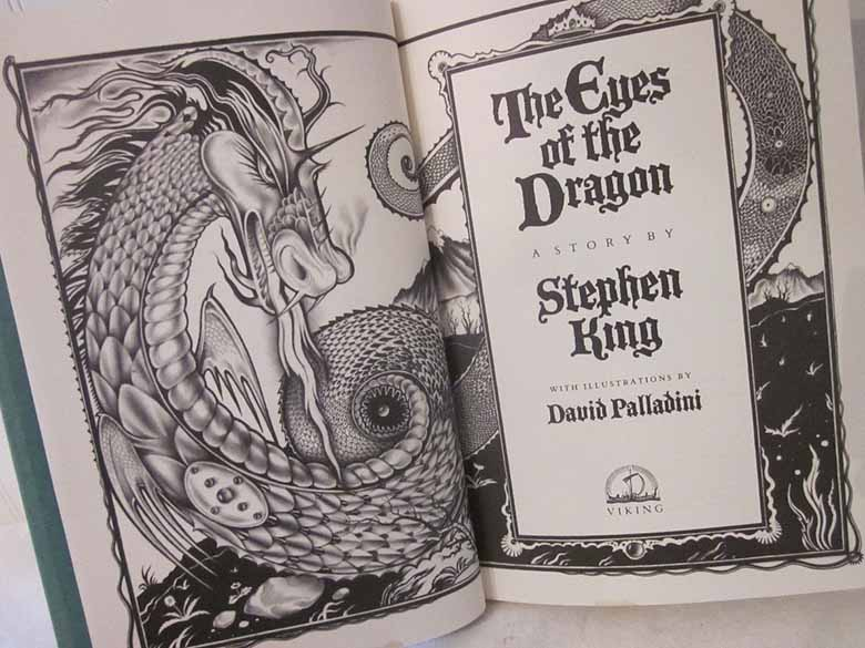 Stephen King'in 'The Eyes Of The Dragon' Romanı Televizyona Uyarlanıyor