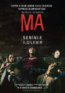 Ma (2019) Afiş