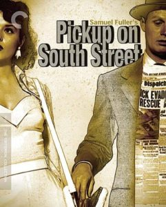 Pickup on South Street (1953) Criterion Collection