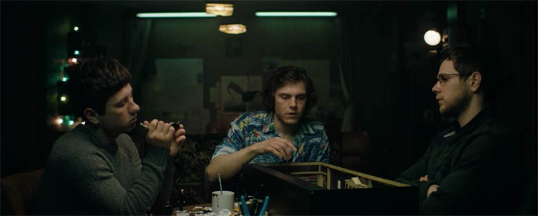 American Animals (2018) – Barry Keoghan, Evan Peters, Jared Abrahamson