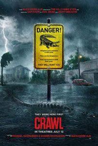 Crawl (Ölümcül Sular, 2019) Poster
