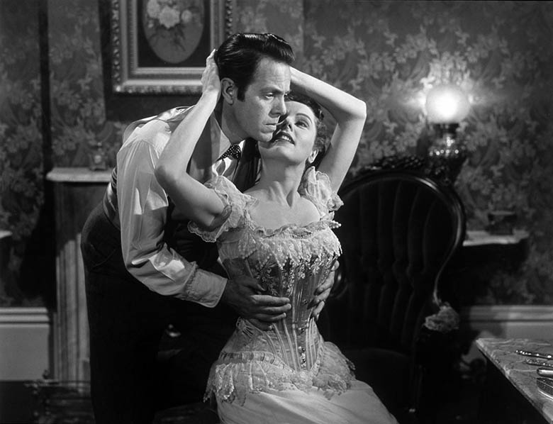 House by the River (1950) - Louis Hayward, Jane Wyatt