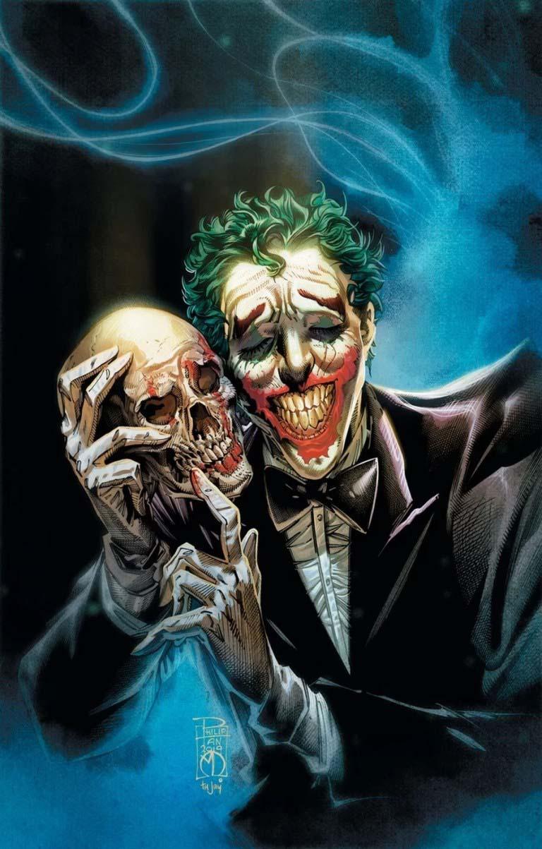 John Carpenter Joker Çizgi Romanı Kaleme Alacak