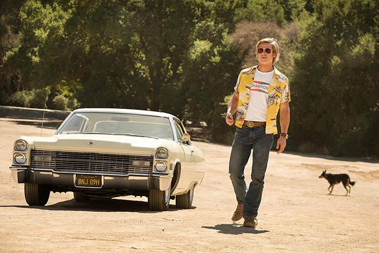 Once Upon a Time... in Hollywood (Bir Zamanlar Hollywood'ta, 2019) - Brad Pitt