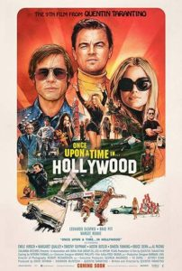 Once Upon a Time... in Hollywood (Bir Zamanlar Hollywood'ta, 2019) Poster
