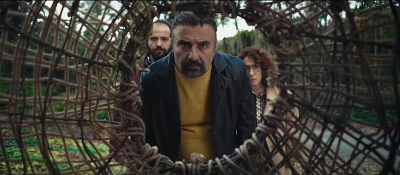 Cinayet Süsü (2019) - Mert Denizmen, Cengiz Bozkurt, Binnur Kaya
