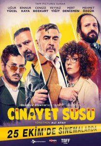 Cinayet Süsü (2019) Afiş