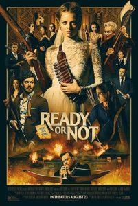 Ready or Not (Saklambaç, 2019) Poster