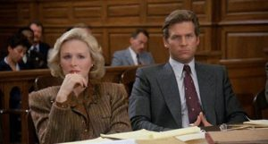 Jagged Edge (1985) - Glenn Close, Jeff Bridges