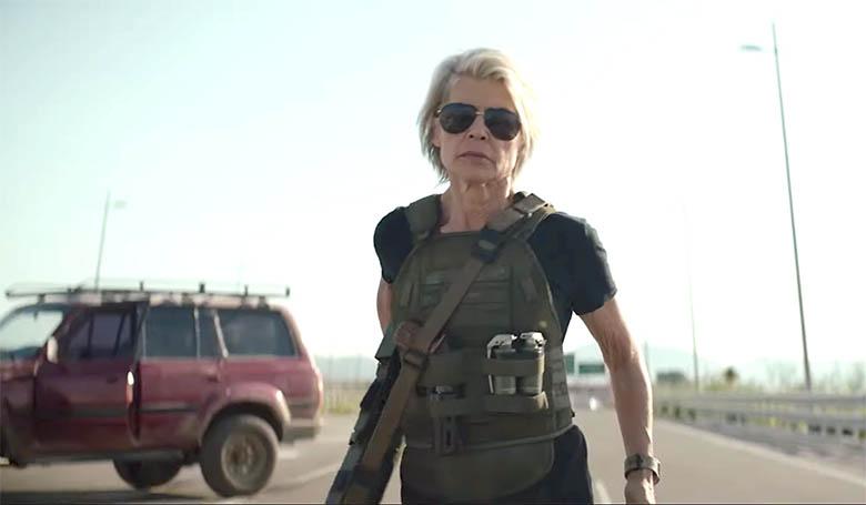 Linda Hamilton - Terminator: Dark Fate (2019)