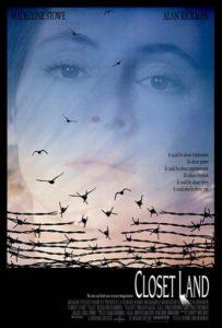 Closet Land (1991) Poster