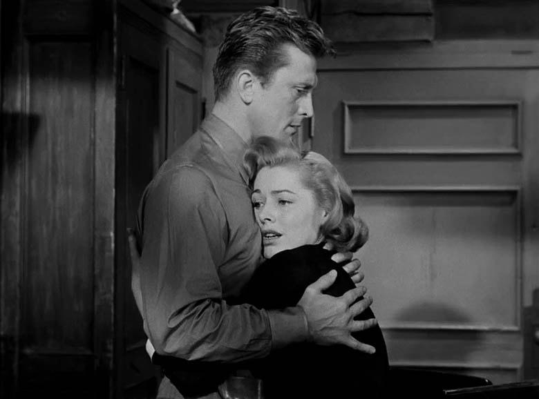 Detective Story (1951) - Kirk Douglas, Eleanor Parker
