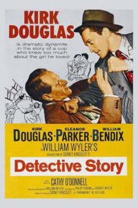 Detective Story (1951) Poster