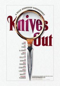 Knives Out (Bıçaklar Çekildi, 2019) Poster
