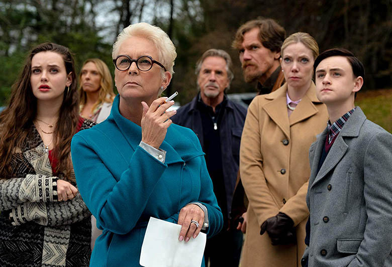 Knives Out (2019) - Jamie Lee Curtis, Don Johnson, Michael Shannon, Toni Collette