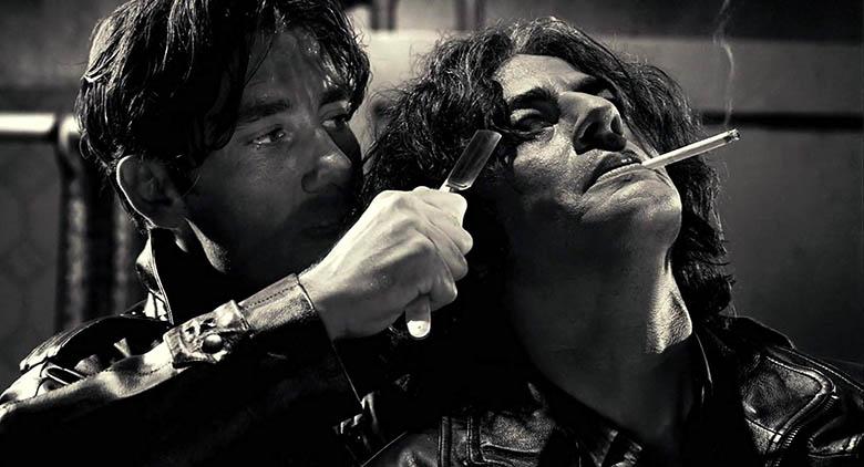 Sin City (2005) - Clive Owen, Benicio Del Toro