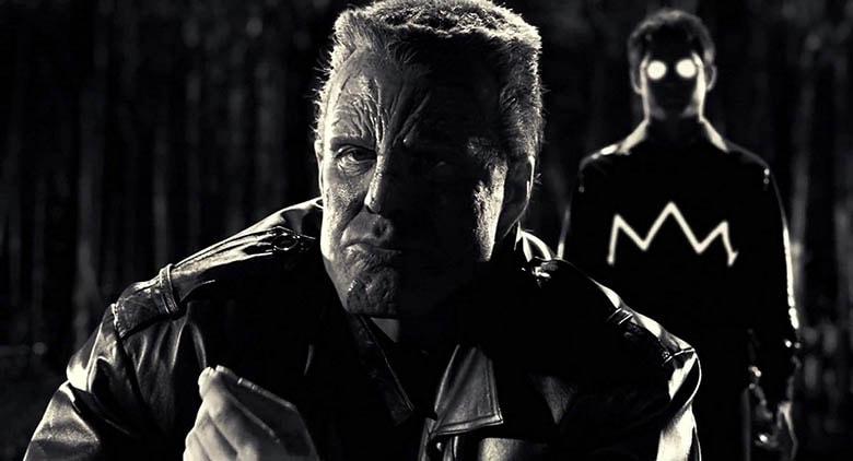 Sin City (2005) - Mickey Rourke