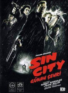 Sin City (Günah Şehri, 2005) Afiş