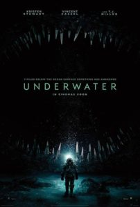 Underwater (2020) Poster