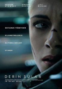 Underwater (Derin Sular, 2020) Afiş