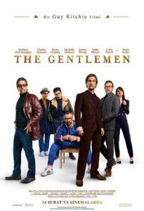 The Gentlemen (2019) Afiş