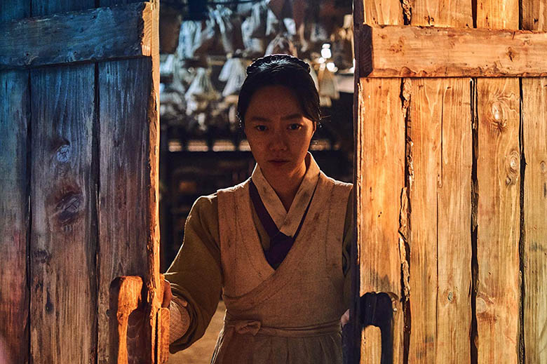 Kingdom (2019) - Bae Doona