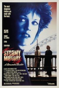 Stormy Monday (1988) Poster