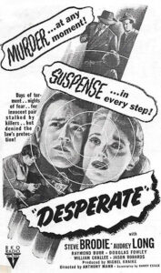 Desperate (1947) Poster