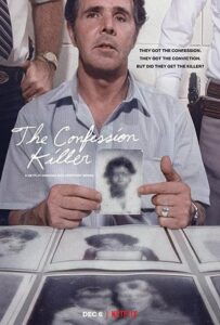The Confession Killer (2019) Poster