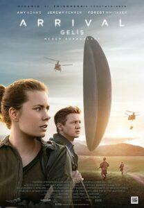 Arrival (Geliş, 2016) Afiş