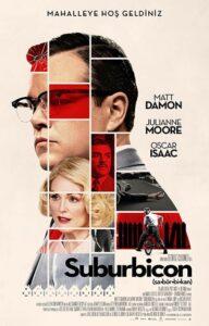 Suburbicon (2017) Afiş
