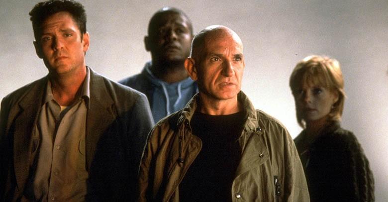 Species (1995) - Ben Kingsley, Michael Madsen, Forest Whitaker, Marg Helgenberger