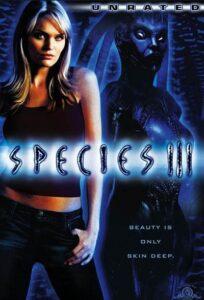 Species III (Tehlikeli Tür 3, 2004) Poster