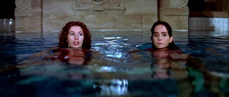 Suspiria (1977) - Stefania Casini, Jessica Harper