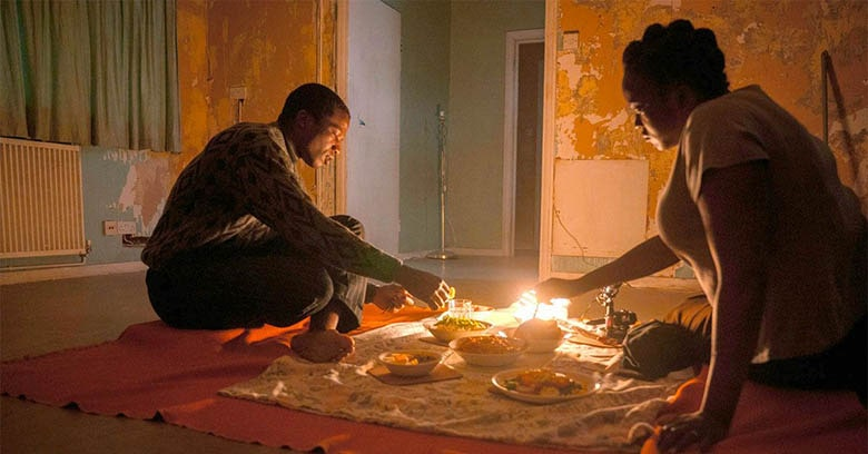 His House (2020) - Sope Dirisu, Wunmi Mosaku