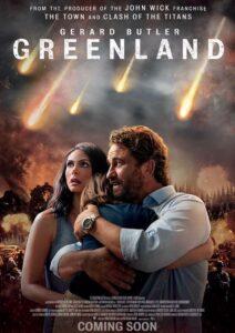 Greenland (2020) Poster