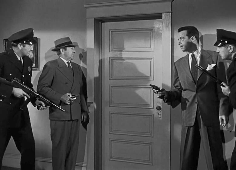The Sniper (1952) - Adolphe Menjou, Gerald Mohr