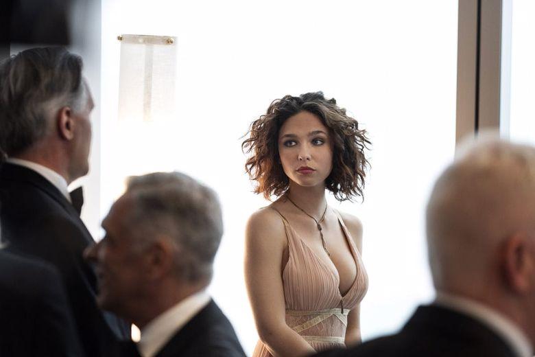 The Undoing (2020) 1. Sezon - Matilda De Angelis