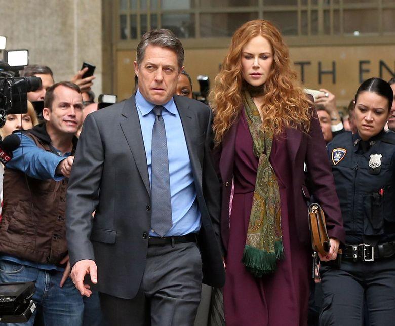 The Undoing (2020) 1. Sezon - Nicole Kidman, Hugh Grant