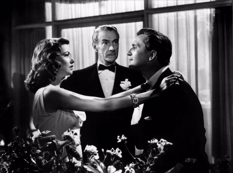 Laura (1944) - Gene Tierney, Clifton Webb, Vincent Price