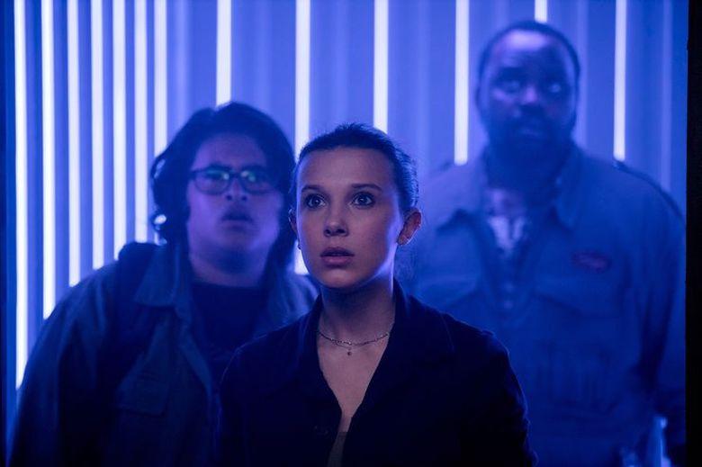Godzilla vs. Kong (2021) - Julian Dennison, Millie Bobby Brown, Brian Tyree Henry