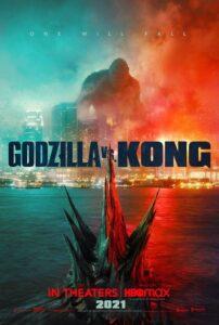 Godzilla vs. Kong (2021) Poster