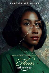 Them (2021) 1. Sezon Poster