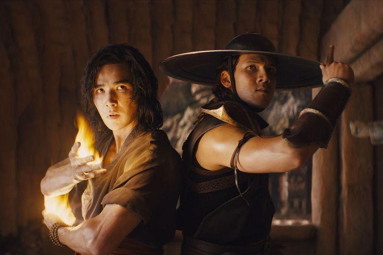 Mortal Kombat (2021) Ludi Lin, Max Huang
