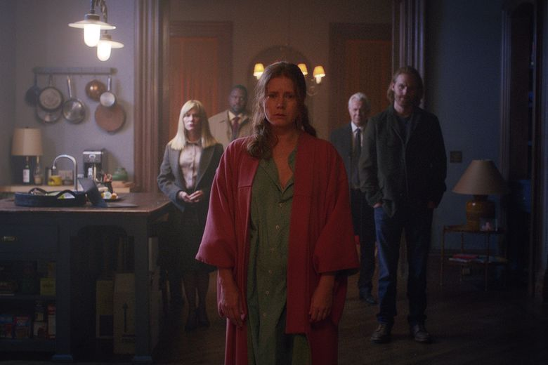 The Woman in the Window (2021) Amy Adams, Gary Oldman, Jennifer Jason Leigh, Wyatt Russell, Brian Tyree Henry