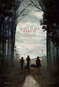 A Quiet Place Part II (Sessiz Bir Yer 2, 2021) Poster